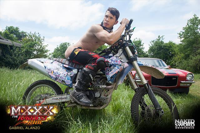 Motocross gay sex