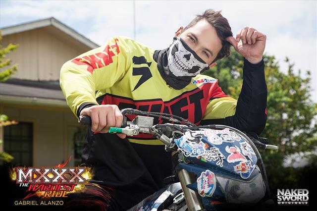 gay motocross porno